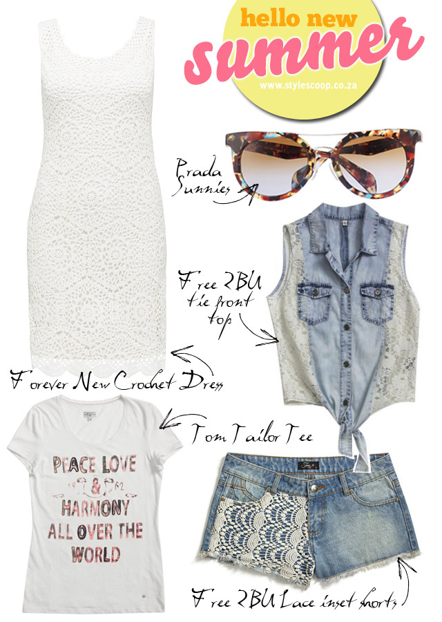 Hello New Summer Trends