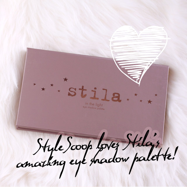 Stila In The Light Palette Review on StyleScoopMag.com