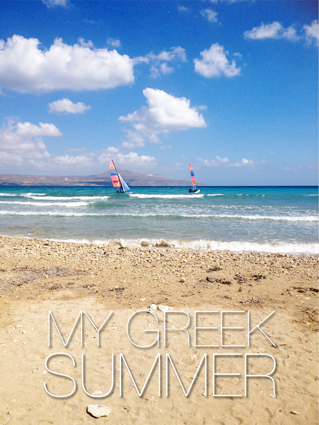 My Snapshots from Crete – Greece's Island Paradise