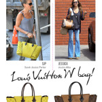 "<strong>W</strong>! The New ""It"" Bag From Louis Vuitton"