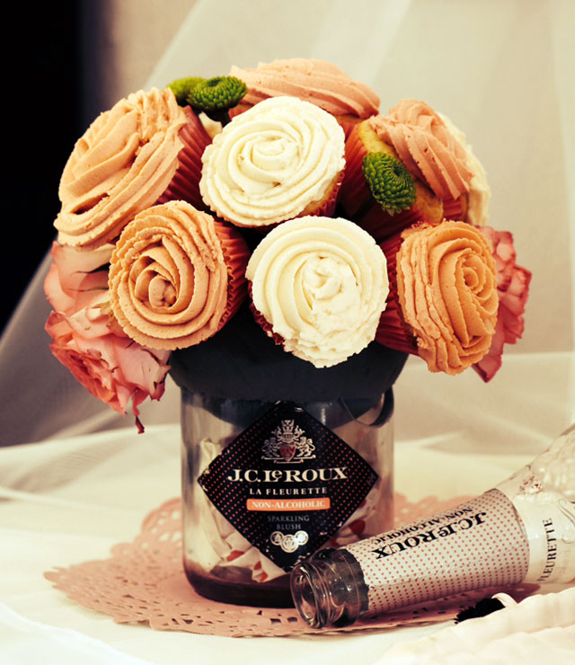 Pink Bubbly - La Fleurette | More on StyleScoopMag.com