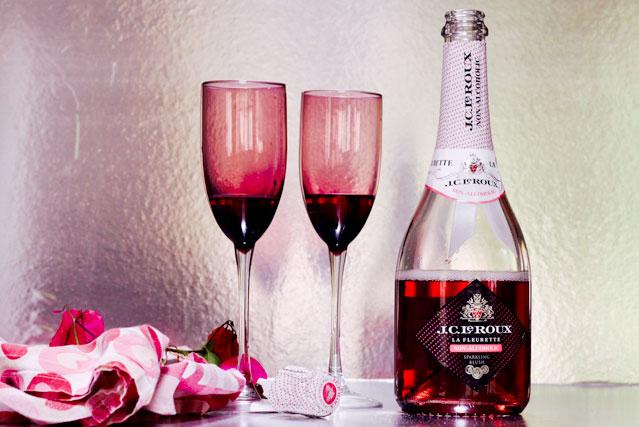 Pink Bubbly - La Fleurette | More on StyleScoopMag.com