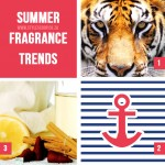 Jungle Fever, Anchors Away, Festive Nostalgia! Fragrance Trends for Spring