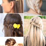 How To Create <strong>5 Easy</strong> Summer Braids