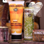<strong>Kings & Queens</strong> – New Bath & Body Range Available At Edgars