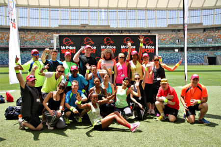 Check out some action from the Mr Price Sport Blog Olympics #BlogO13