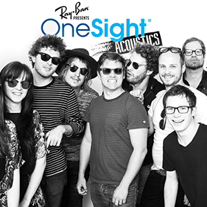 Ray-Ban 'OneSight Acoustics' day out! Be There