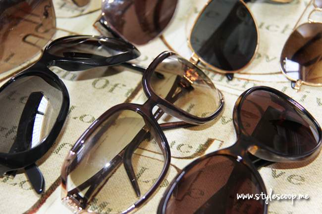 Sunglass Obsession