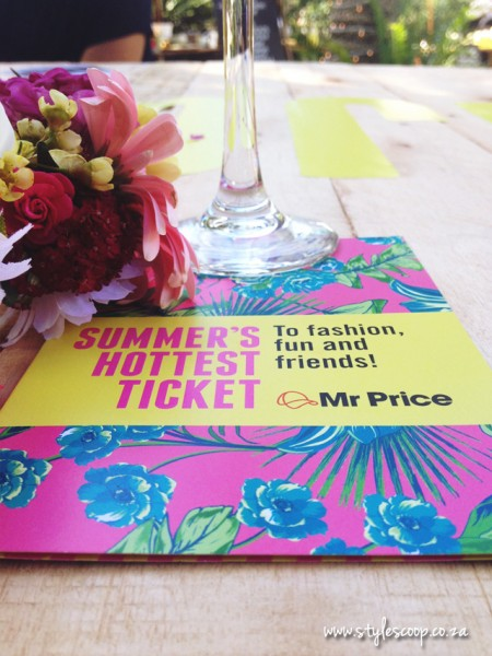 Mr Price Summer Launch with Henry Holland and Friends