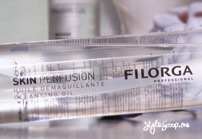 Filorga Skin Perfusion Huile Demaquillante Cleansing Oil| stylescoop.me