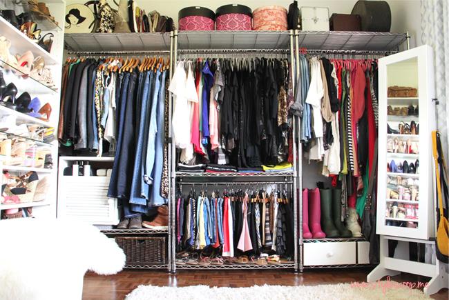 StyleScoop Closet Tour! More On Www.stylescoop.me