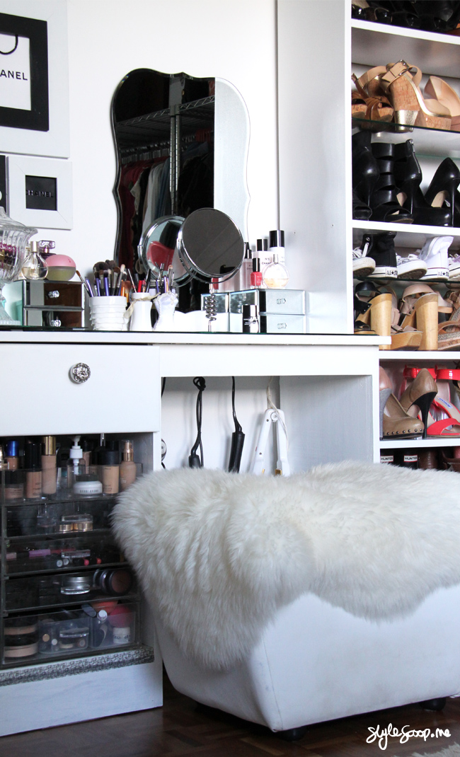 27Pinkx Acrylic Makeup Organizer