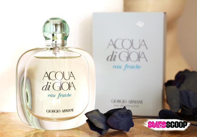 Acqua Di Gioia Eau Fraiche Giorgio Armani for women