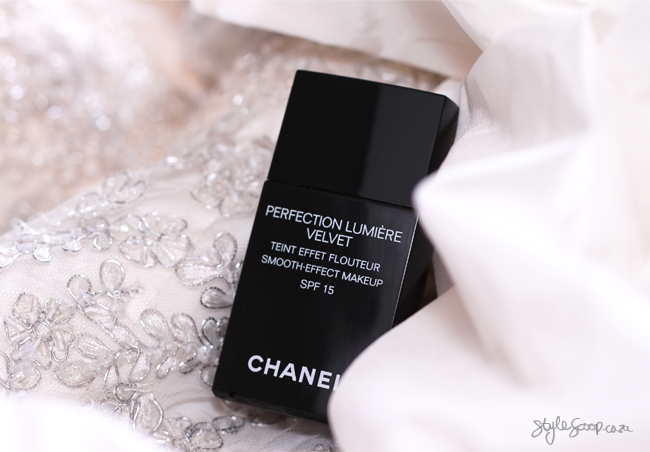 New Foundation! Chanel Perfection Lumière Velvet