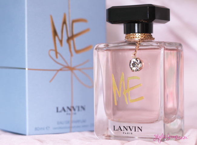 LANVIN Me – Fragrance Review