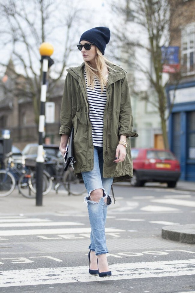 One Perfect Parka, 3 Stylish Looks – Style Scoop – South African ...