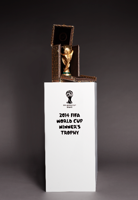 FIFA World Cup – Louis Vuitton Travel Case