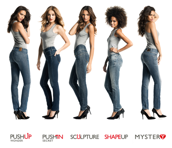 Salsa Jeans – Find your Perfect Fit