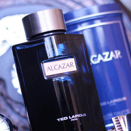 Ted Lapidus – ALCAZAR {fragrance.friday}