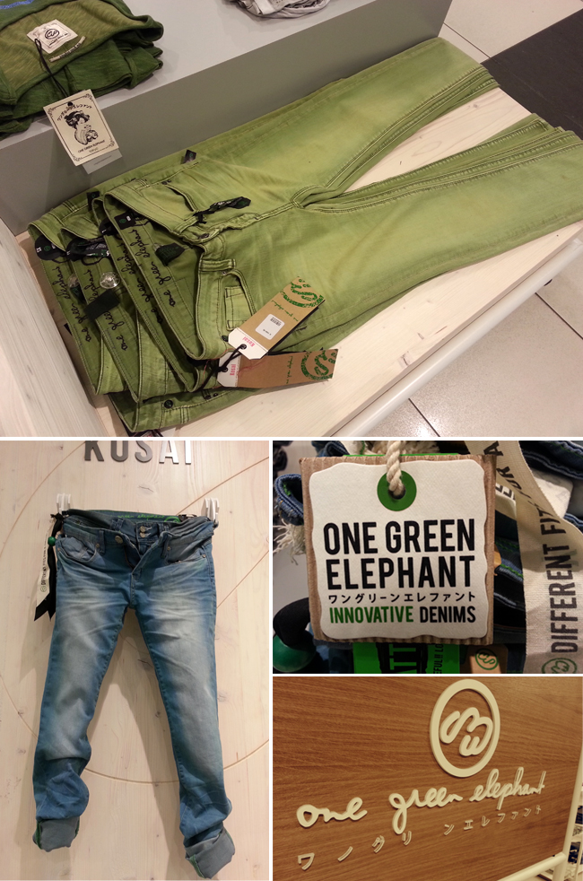 One Green Elephant @EdgarsFashion