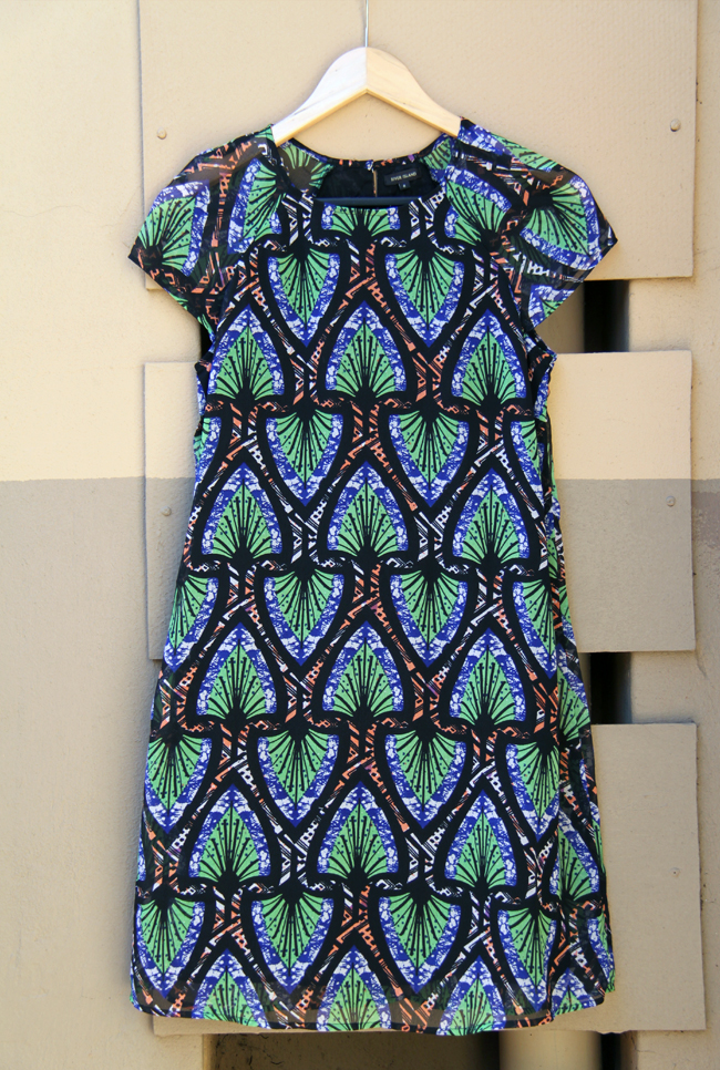 riverisland-printed-dress