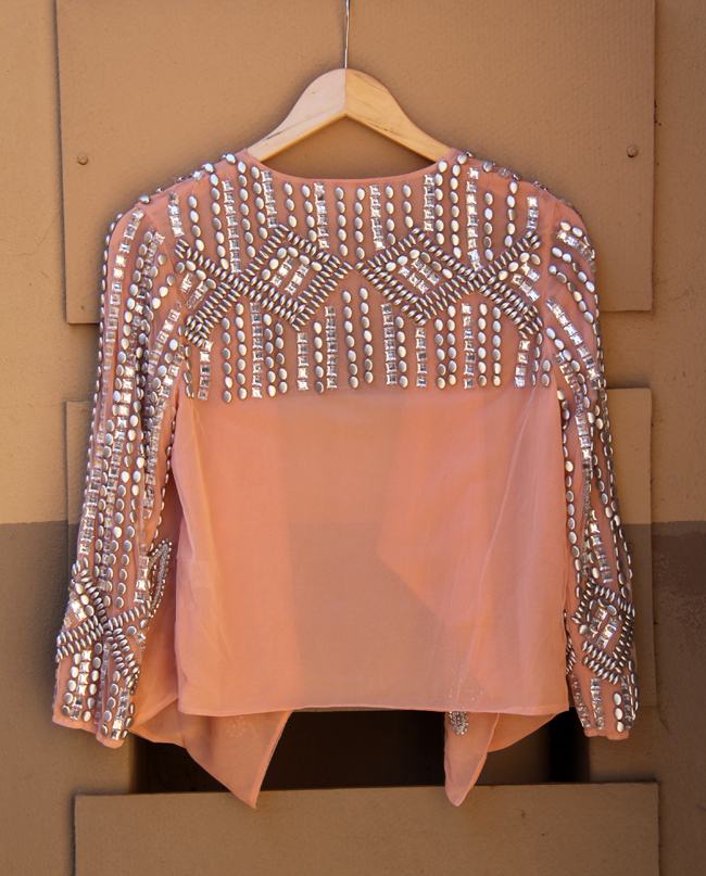 riverisland-salmon-studded-jacket-detail-back
