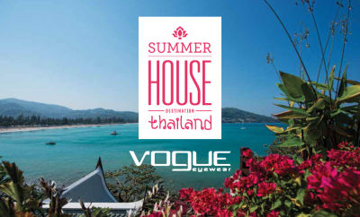 Vogue Eyewear Summer House