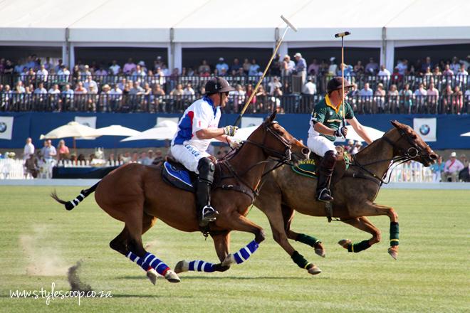 BMW Polo - 2014. SA vs USA