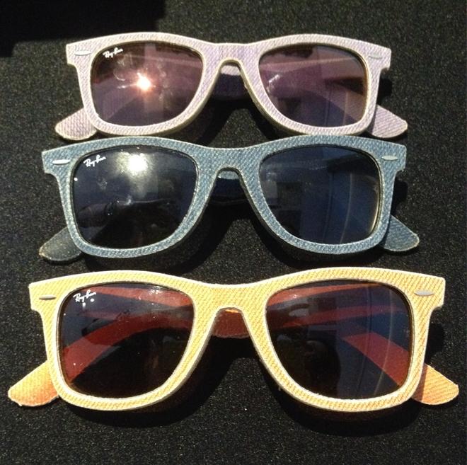 ray ban sunglasses size chart  Give me Sunglasses! New Season Styles \u2013 Style Scoop \u2013 Daily ...
