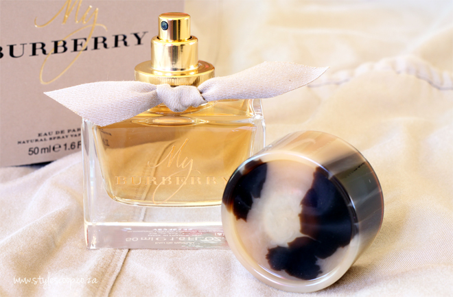 My Burberry | Fragrance Review on www.stylescoop.co.za