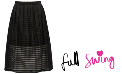 Full Swing Maxi Skirt - Styling Ideas and Outfit Inspiration on www.stylescoop.co.za