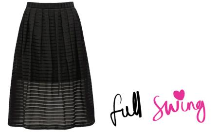 Skirts in Full Swing