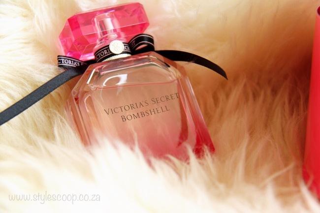 rosa victoria secret parfyme