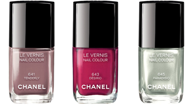 Chanel Spring Summer 2015 Makeup - Reverie Parisienne | StyleScoop ...