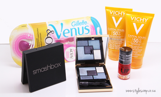 Beauty Scoop! New Summer Beauty