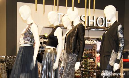 TOPSHOP Opens in Rosebank