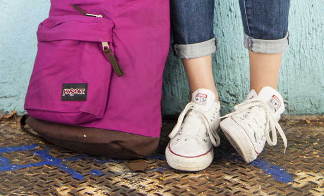 Wanderlusting with JanSport's Cool Backpacks