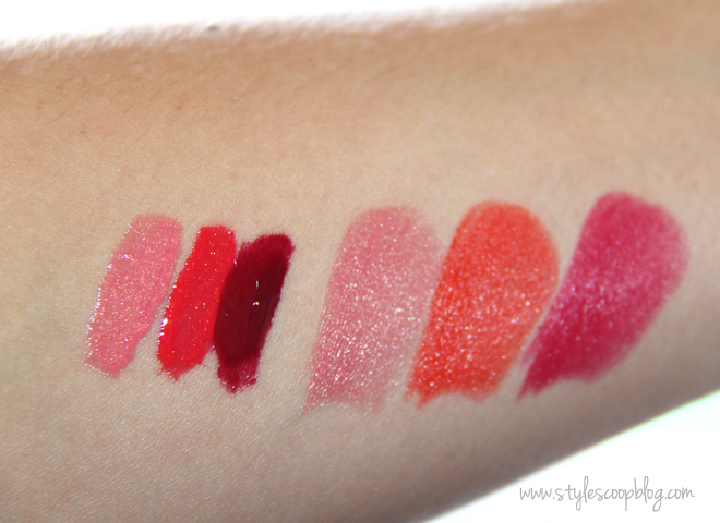 REVLON ULTRA HD Lip Laquers & Lip Sticks