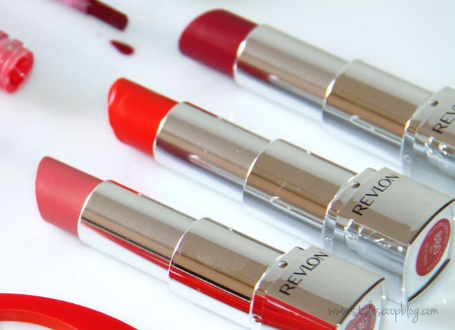 REVLON ULTRA HD Lip Laquers & Lip Sticks