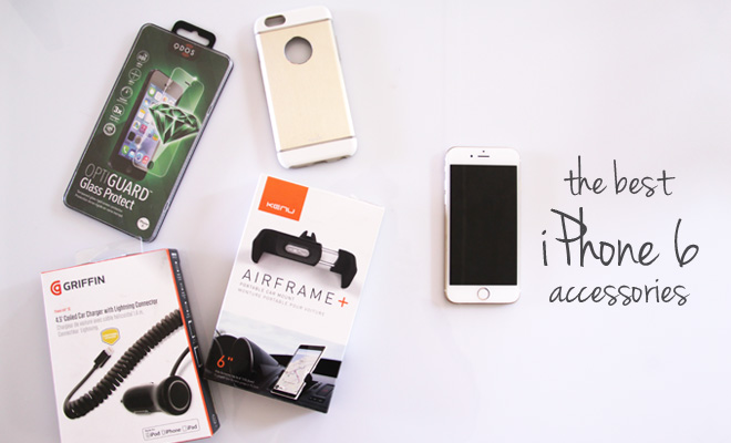 The Coolest Accessories for your iPhone6