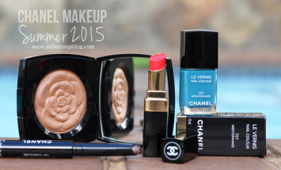 Chanel Summer Makeup 2015: COLLECTION MÉDITERRANÉE