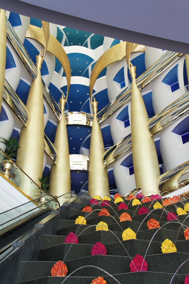 Burj Al Arab #StyleScoopGoesToDubai