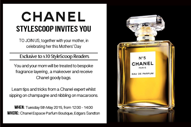 Exclusive CHANEL Reader Event For You and Your Mom {Closed}