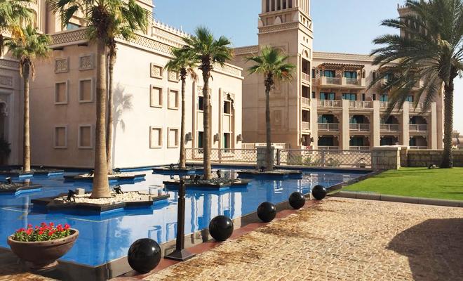Madinat Jumeirah Al Qasr Dubai