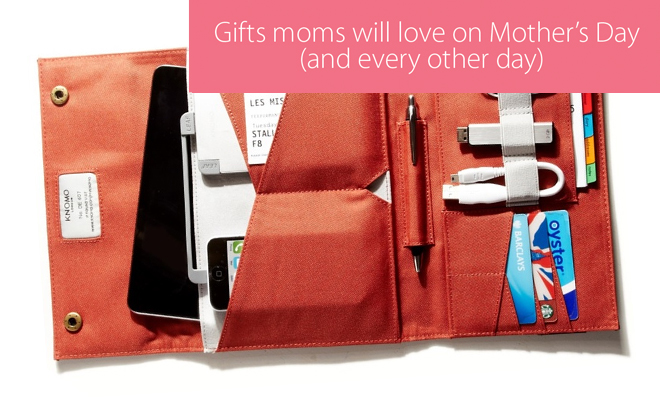 Cool Gifts Mom will LOVE!
