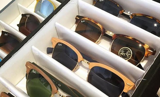 Sun Shadey Days – New Sunglass Styles from Luxottica