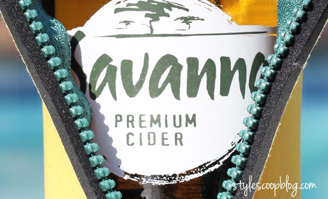 Savanna Bottle – New on the Outside, Still DRY on the inside