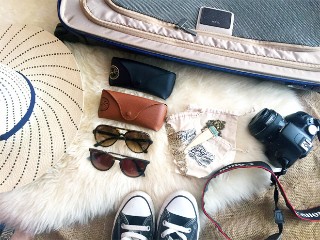 Packing and Travelling Like A Pro