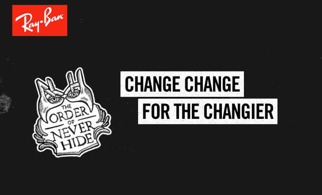 Win a Trip to NYC with Ray-Ban #Campaign4Change