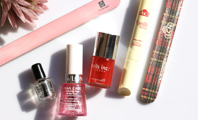 Get Your Nail Polish To Last